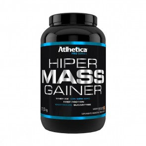 Hiper Mass Gainer PRO SERIES (1,5kg) CHOCOLATE – Atlhetica Nutrition