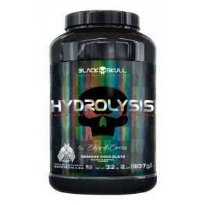 HYDROLYSIS (907g) SERIOUS CHOCOLATE – Black Skull