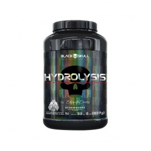 HYDROLYSIS (907g) STRAWBERRY – Black Skull