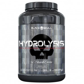 HYDROLYSIS (907g) VANILLA – Black Skull