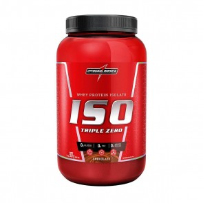 ISO Triple Zero (907g) CHOCOLATE – INTEGRALMEDICA
