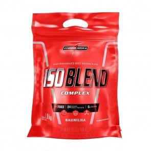 ISO Blend Complex (1,8kg REFIL) BAUNILHA – INTEGRALMEDICA