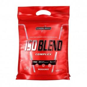 ISO Blend Complex (907g) MORANGO – INTEGRALMEDICA