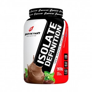 Isolate Definition (900g) CHOCOLATE COM HORTELÃ – Body Action