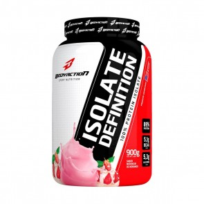 Isolate Definition (900g) MERENGUE DE MORANGO – Body Action