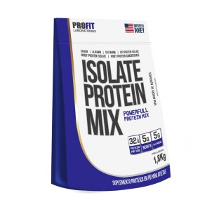 Isolate Protein Mix (1,8kg) BANANA COM CANELA – Profit