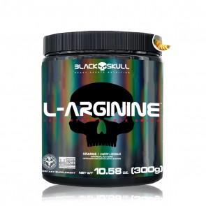 L-ARGININE (300g) ORANGE – Black Skull
