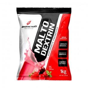 Maltodextrin (1kg) FRUTAS VERMELHAS – Body Action