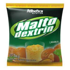 Maltodextrin (1kg) LARANJA – Atlhetica Nutrition