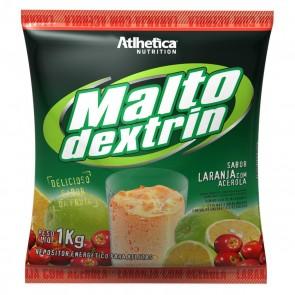 Maltodextrin (1kg) LARANJA C/ ACEROLA – Atlhetica Nutrition