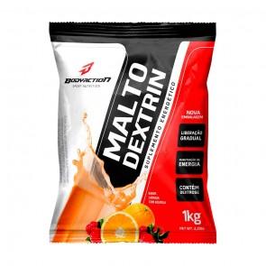 Maltodextrin (1kg) LARANJA COM ACEROLA – Body Action