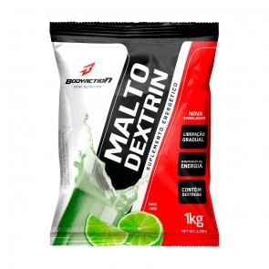Maltodextrin (1kg) LIMÃO – Body Action