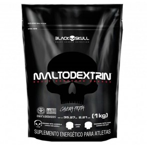 MALTODEXTRIN (1kg) ORANGE WITH ACEROLA – Black Skull