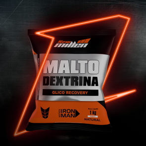 Maltodextrina (1kg) NATURAL – New Millen