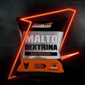 Maltodextrina (1kg) NATURAL – New Millen