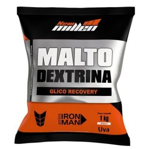 Maltodextrina (1kg) UVA – New Millen