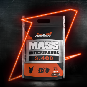 Mass Anticatabolic 3400 (3kg) CHOCOLATE – New Millen