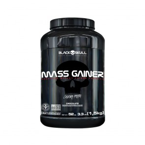 Mass Gainer (1,5kg) CHOCOLATE – Black Skull