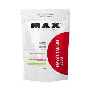 Mass Titanium 17500 TORTA DE LIMÃO (3kg) – Max Titanium