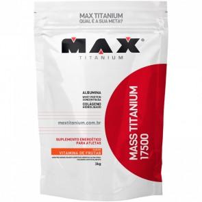 Mass Titanium 17500 VITAMINA DE FRUTAS (3kg) – Max Titanium
