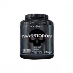 MASSTODON (3kg) BANANA – Black Skull