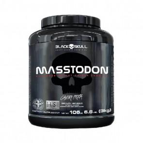 MASSTODON (3kg) CHOCOLATE – Black Skull