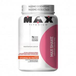 Max Shake (400g) VITAMINA DE FRUTAS – Max Titanium