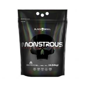 MONSTROUS (10 Lbs - 4.54kg) PEANUT BUTTER – Black Skull