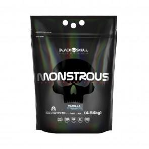 MONSTROUS (10 Lbs - 4.54kg) VANILLA – Black Skull