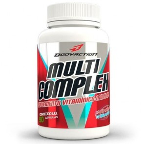 Multi Complex (90caps) - Body Action