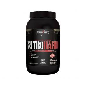 Nitro Hard Darkness BAUNILHA (907g) - IntegralMedica