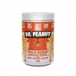 Pasta de Amendoim (1kg) CHOCOLATE BRANCO – Dr. Peanut