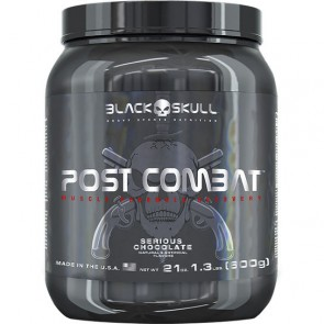 Post Combat CHOCOLATE (600g) - Black Skull