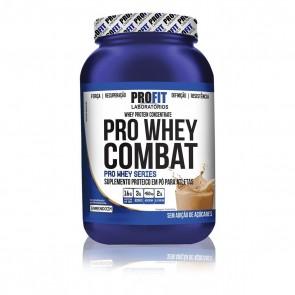 Pro Whey Combat (Pote) (907g) AMENDOIM – Profit