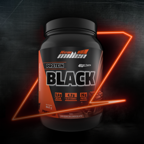 Protein Black (840g) MOUSSE DE CHOCOLATE – New Millen