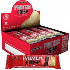 Protein Crisp Bar (540g 12unid.) CHEESECAKE DE FRUTAS VERMELHAS – INTEGRALMEDICA
