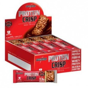 Protein Crisp Bar (540g 12unid.) TRUFA DE MARACUJÁ – INTEGRALMEDICA
