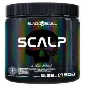 SCALP Pré-Treino (150g) RASPBERRY TRUE BLOOD – Black Skull