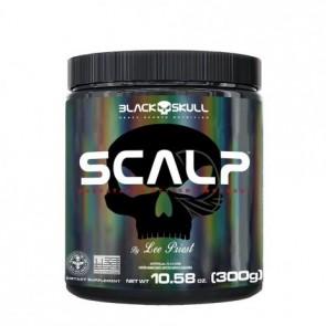 SCALP Pré-Treino (300g) ABACAXI C/ HORTELÃ – Black Skull