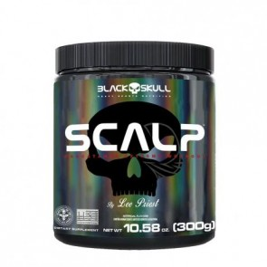 SCALP Pré-Treino (300g) MELANCIA C/ GENGIBRE – Black Skull