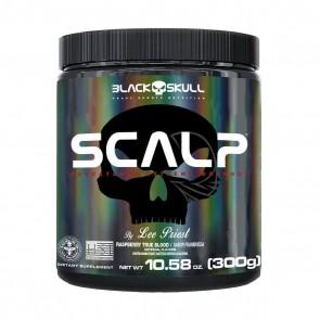 SCALP Pré-Treino (300g) RASPBERRY TRUE BLOOD – Black Skull
