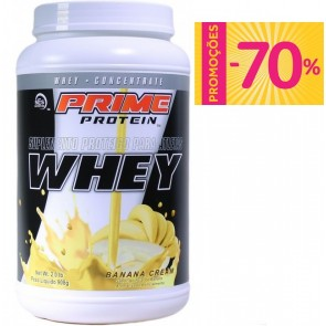 Prime Whey Protein Concentrate BANANA (908g) - SES Nutrition