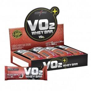 VO2 Whey Bar (360g 12 unid.) FRUTAS VERMELHAS – INTEGRALMEDICA