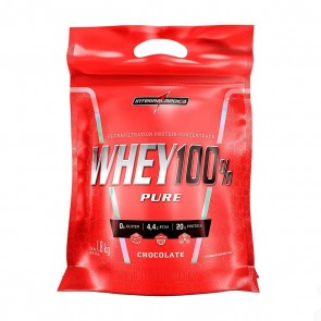 Whey 100% Pure (1,8kg REFIL) CHOCOLATE – INTEGRALMEDICA