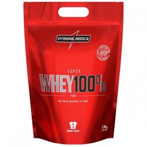 Whey 100% Pure (1,8kg REFIL) BANANA – INTEGRALMEDICA