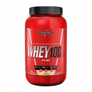 Whey 100% Pure (907g) BAUNILHA – INTEGRALMEDICA