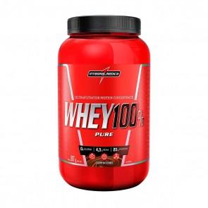 Whey 100% Pure (907g) CAPPUCCINO – INTEGRALMEDICA