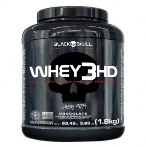 WHEY 3HD (1,8kg) CHOCOLATE – Black Skull
