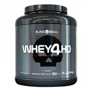 WHEY 4HD (2,2kg) SERIOUS CHOCOLATE – Black Skull