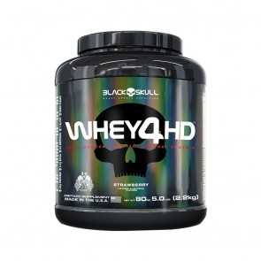 WHEY 4HD (2,2kg) STRAWBERRY – Black Skull